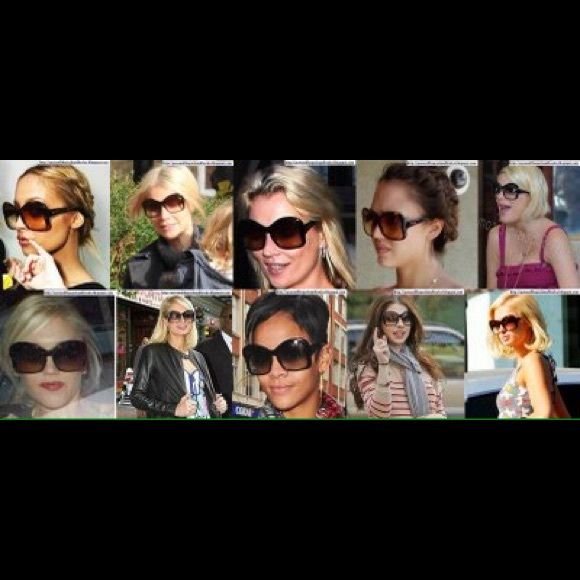 0d924d0426fe Black Prada Womens Authentic Butterfly sunglasses.  M 558029407c531a6432000764. Other Accessories ...