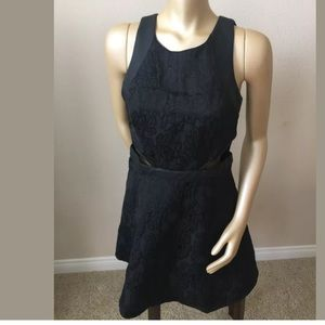Urban outfitters silence + noise black dress Sz 6