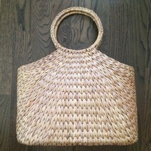 HP Hand Woven Tote Bag from Cambodia
