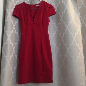 Tobi sexy little red dress