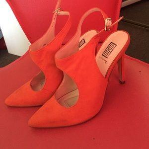 Shoe dazzle pumps