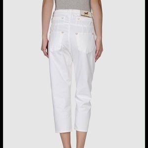 Frankie Morello Pants - Boyfriend pants by Frankie Morello