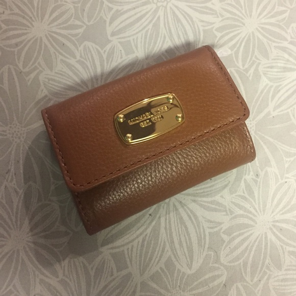 c7bcc5416f5c MK Flap Coin Purse  Small Wallet