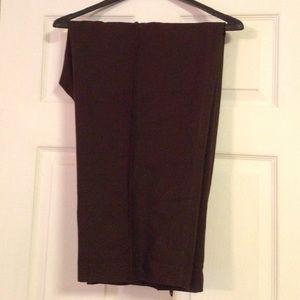 Pants - Brown dress pants