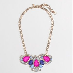 J. Crew Jewelry - Factory Framed Teardrop Necklace