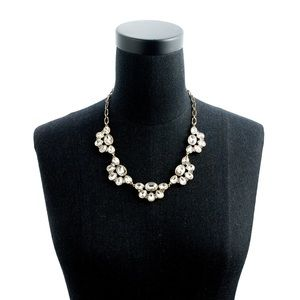 J. Crew Jewelry - Crystal Droplets Necklace