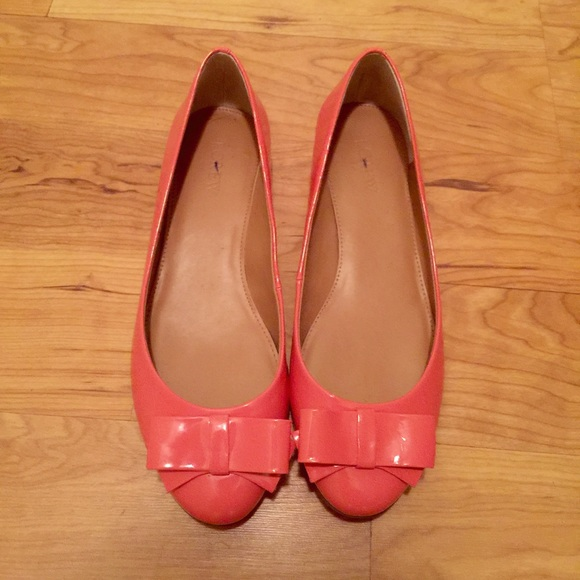 73 off j crew shoes j crew coral flats from sharon 39 s for J crew bedroom slippers