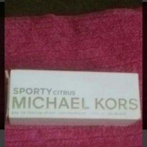 Michael Kors female perfume