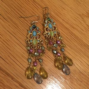 Jewelry - FREE WITH PURCHASE Colorful earrings