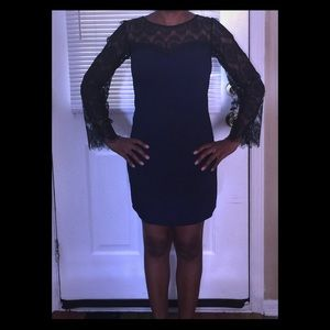 Lace top dress by Xhilaration