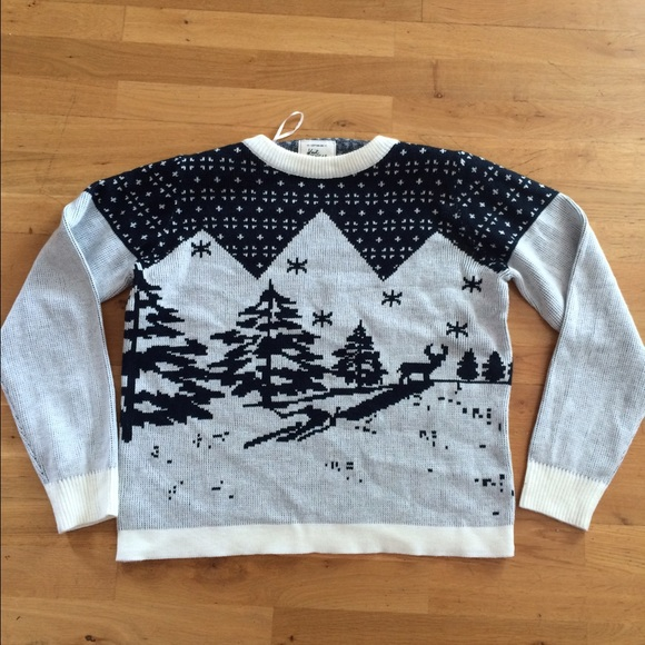 43% off Cotton On Sweaters - Christmas sweater from Paris's closet ...