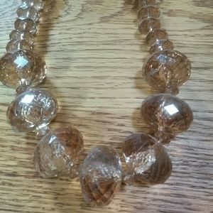 bed28d8e392ae Banana Republic Big sparkly necklace!