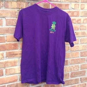 2011 Royal Run T Shirt Sz M