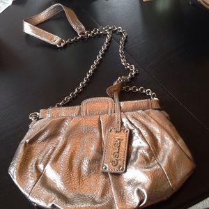 Kensie Handbags - Kensie Metallic Crossbody