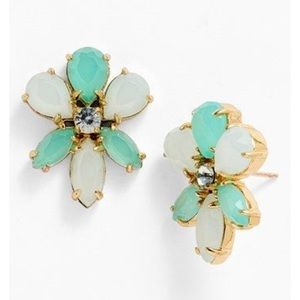 "Kate Spade New York ""gardens of Paris"" earrings"