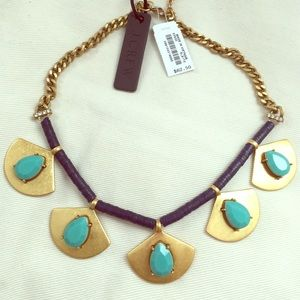 HOST PICK J. Crew boho statement necklace