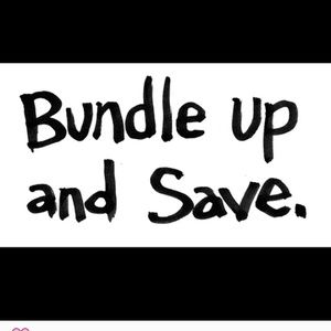 Other - Bundle offers 😊