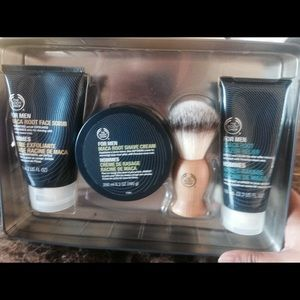 maca root shave cream how to use