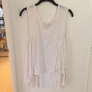 Free People High Low Tank