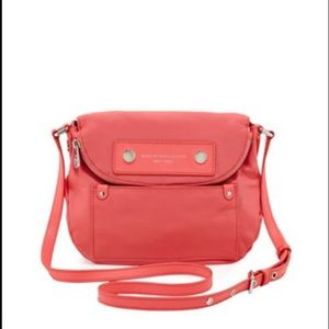 "NWT! Marc Jacobs"" Preppy Pink Natasha crossbody"