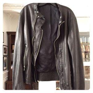 Tiger of Sweden Other - Men's leather jacket