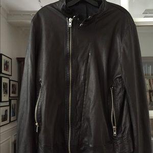 Tiger of Sweden Jackets & Coats - Men's leather jacket