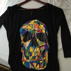 Tops - Sugar skull dress/ top