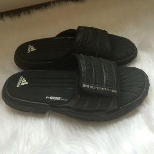 Adidas Shoes - Adidas Superstar FitFoam Sandals