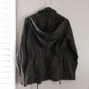 Cotton On Jackets & Coats - Lightweight Olive Anorak Jacket