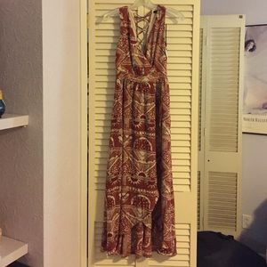 Ark and Co Maxi dress.