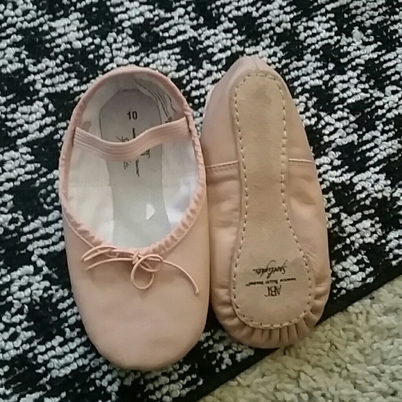 American Ballet Theatre Shoes Abt Spotlights Pink Ballet Sz - Abt ballet shoes