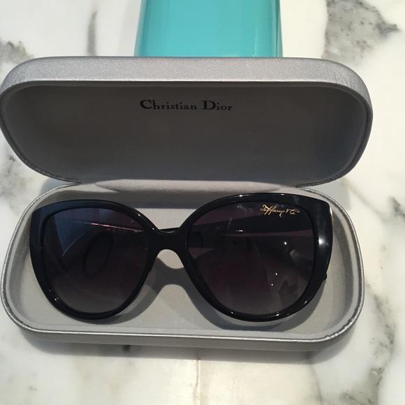 7b006431eaa1 75% off Christian Dior Accessories - Christian Dior Sunglass Case from  Dana  39