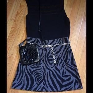 Dresses & Skirts - My Michelle - Animal Print Skirt!