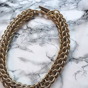 [Henri Bendel] Toggle Chain Necklace