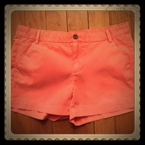 GAP Sun kissed Coral Khakis SZ 2 worn once