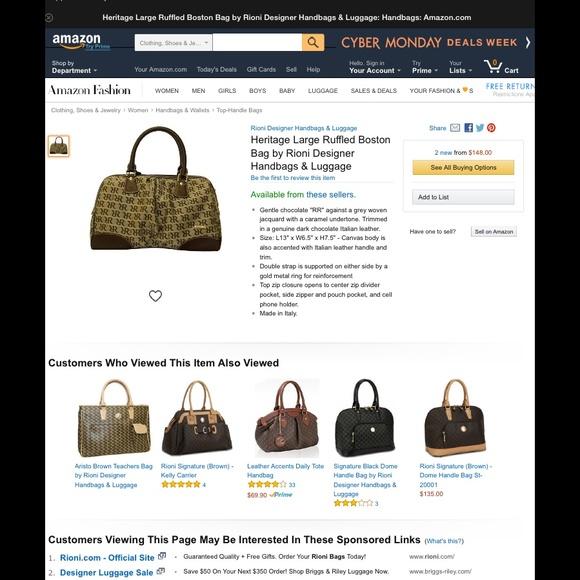 920079a0e968 Rioni Handbag (Limited Edition)
