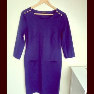 Banana Republic 3/4 Sleeve Dress