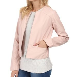 NEW Pale rose jacket