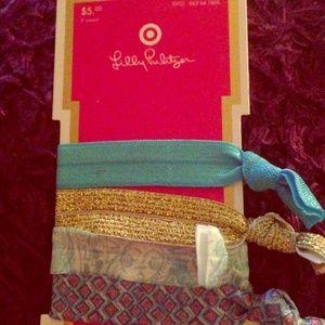Lilly 4 Target elastics