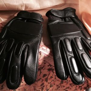 Hatch Outerwear - Goat skin Leather/suede gloves by Hatch