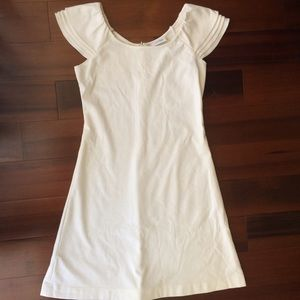 Classic Ivory CK Dress