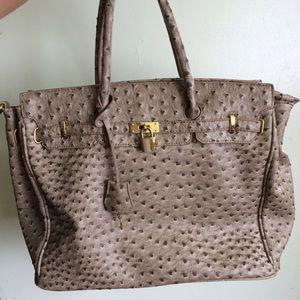 birkin inspired bag