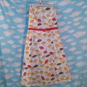 Dresses & Skirts - Sz15 Raining Umbrellas Sundress