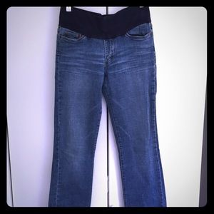 79% off Joe's Jeans Denim - Joe's Maternity Jeans from A Pea in ...