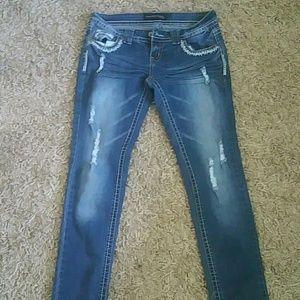 Rue 21 brand jeans