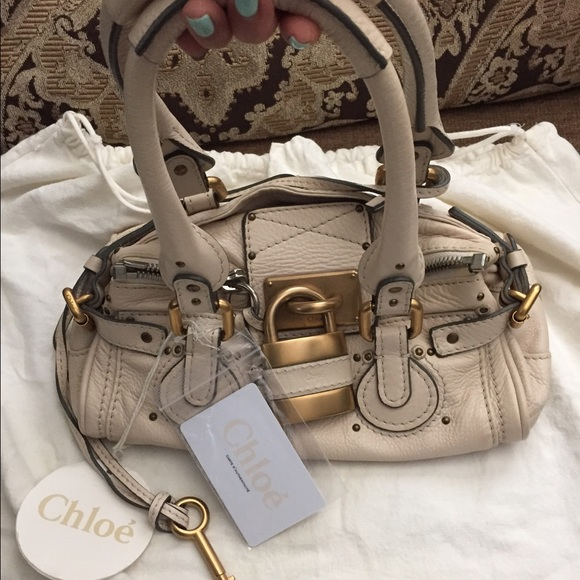 eb7a7e641f4f Chloe Handbags - Chloe Mini Paddington
