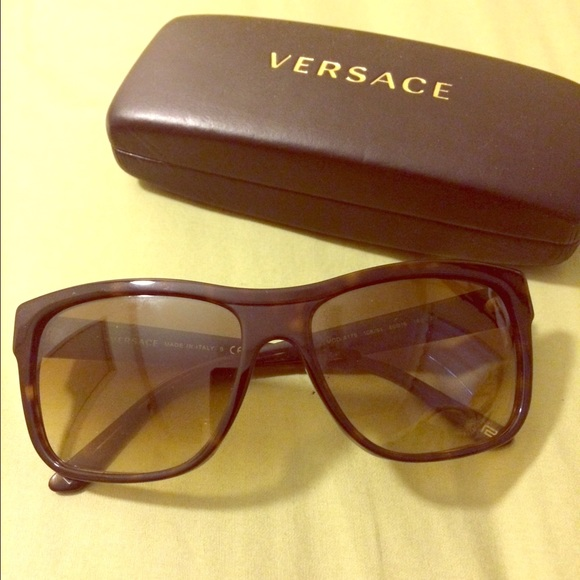 00897af6d438 Versace Tortoise Shell Sunglasses. M 558493f2d3703d166a00004c. Other  Accessories ...