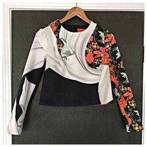 Clover Canyon | Long Sleeve Crop Top