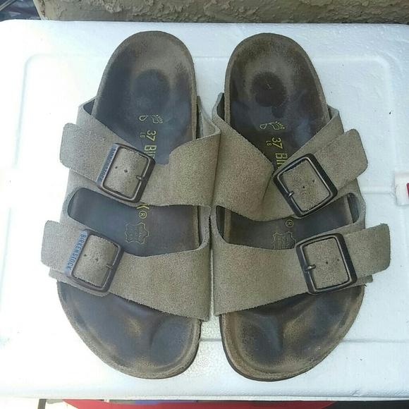 7b2a59ea5c9 Birkenstock Shoes - Birkenstock - Arizona - Cocoa Nubuck - EU 37  US 6