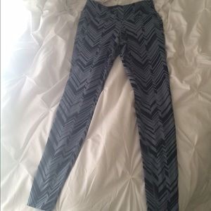 Nike Chevron Dri Fit Leggings